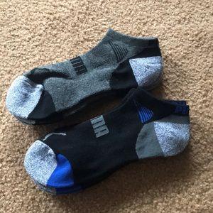 Puma Low Rise Socks NWOT - 4 pairs
